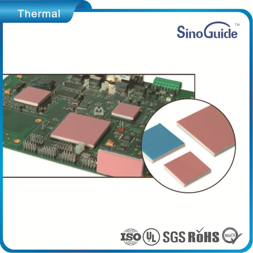 Thermal Silicon Conductive Pad Ultra Soft TCP110U