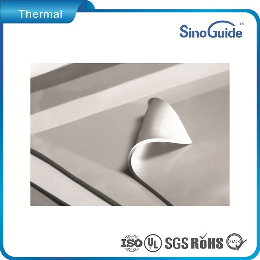 High Compressible Low Stress Application Silicone Gap Pad