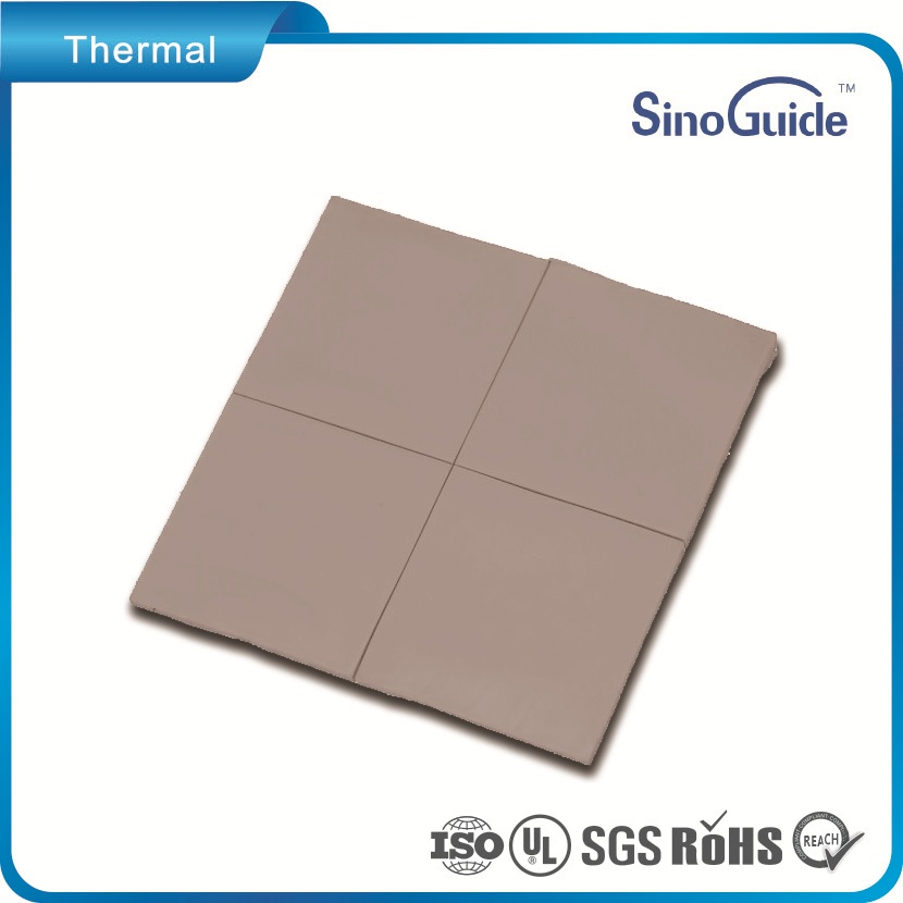 1.0-50W/m.k Electrical insulating Thermal Conductive Pad
