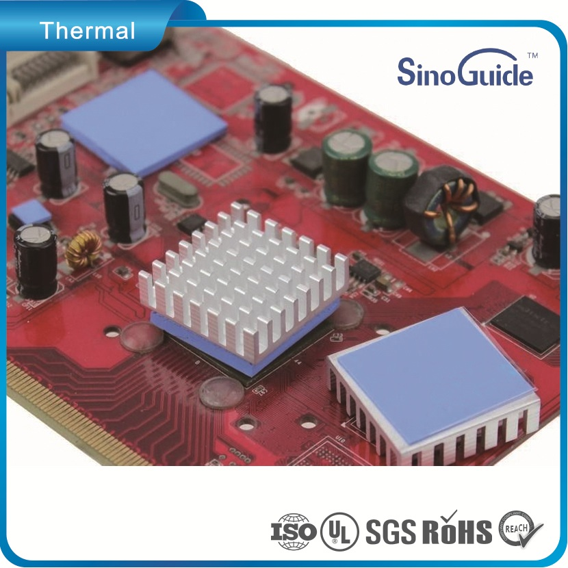 Silicone Thermal Conductivity Pad