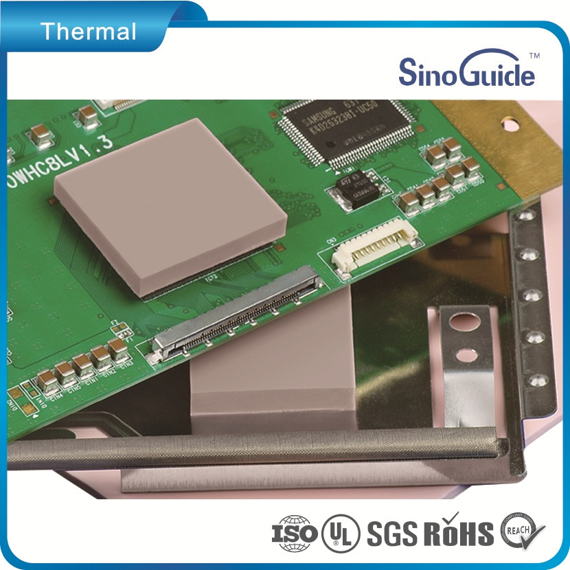 Thermal Conductive Sheet: Silicone-free